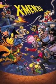 X-men '92 Vol. 1: The World Is A Vampire by Chad Bowers