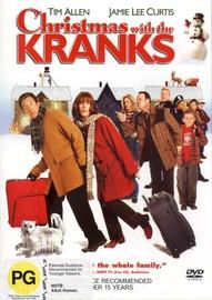 Christmas With The Kranks on DVD image