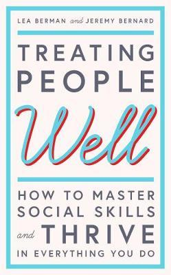 Treating People Well by Lea Berman image