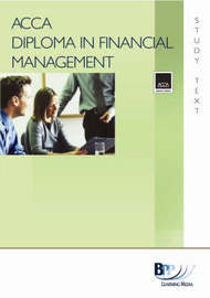 DipFM - Financial Strategy: Study Text: Module B by BPP Learning Media image