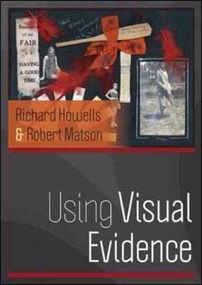Using Visual Evidence by Richard Howells image