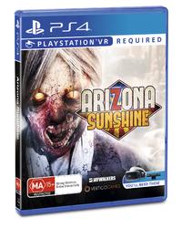 Arizona Sunshine VR for PS4