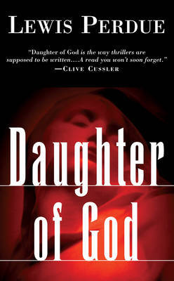 Daughter of God by Lewis Perdue image