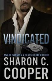 Vindicated by Sharon C Cooper image
