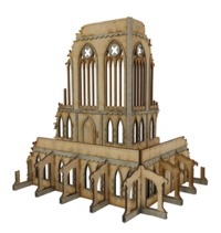 TTCombat: Tabletop Scenics – Gothic Corner Ruins B image