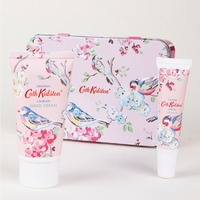 Cath Kidston: Blossom Birds Pink Hand And Lip Set
