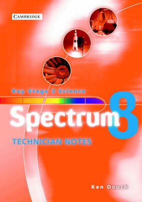 Spectrum Year 8 Technician Notes by Ken Douch image