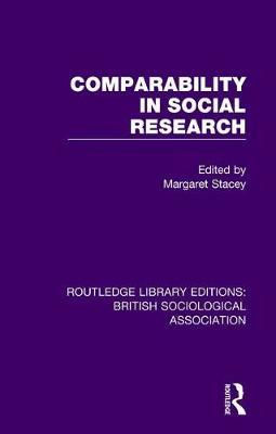 Comparability in Social Research