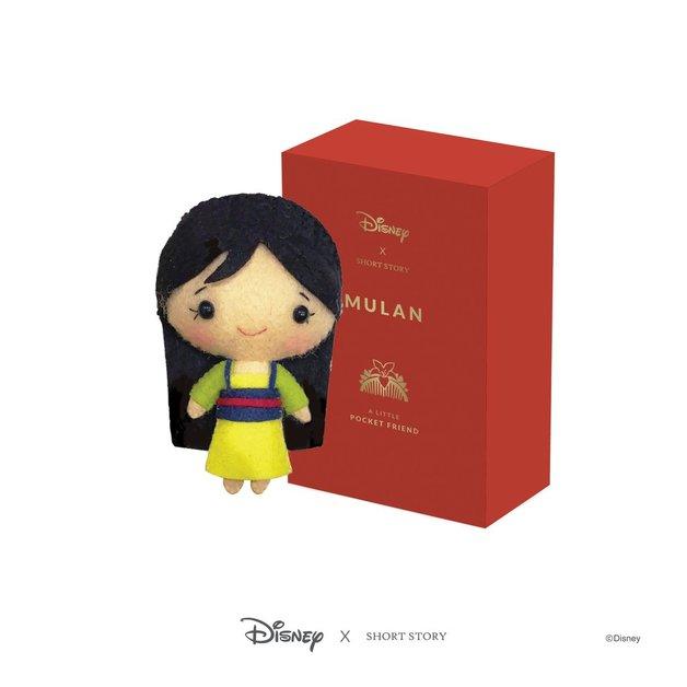 Short Story: Disney Pocket Friends - Mulan