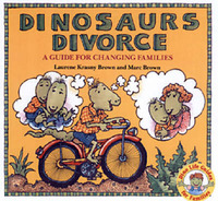 Dinosaurs Divorce by Laurie Krasny Brown