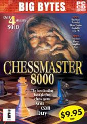 Chessmaster 8000 for PC Games