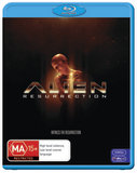 Alien Resurrection on Blu-ray