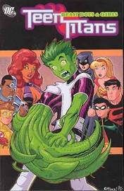 Teen Titans TP Vol 03 Beast Boys And Girls by Ben Raab image