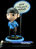 Star Trek Trekkies Q-Pop Spock PVC Figure