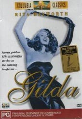 Gilda on DVD