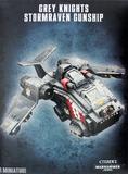 Warhammer 40,000 Grey Knight Stormraven Gunship