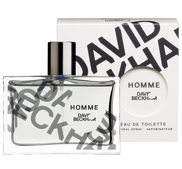 David Beckham - Homme Fragrance (75ml EDT)