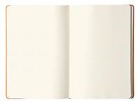 Rhodia Webnotebook A5 Dot Grid (Orange) image
