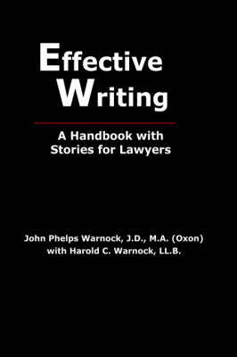 Effective Writing by John Phelps Warnock image