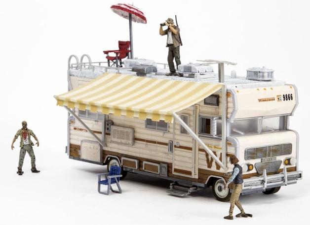 The Walking Dead - Dale's RV Building Set