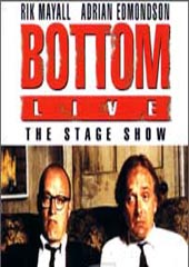 Bottom Live - The Stage Show on DVD