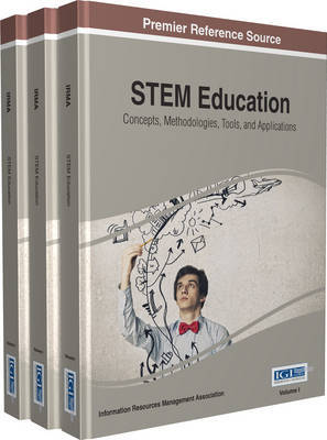 STEM Education by Information Resources Management Association image