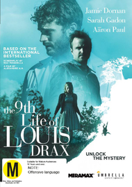 The 9th Life of Louis Drax DVD