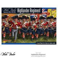 Napoleonic Wars: Highlanders Regiment