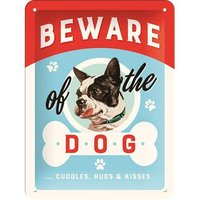 Nostalgic Art Tin Sign - Beware of the Dog