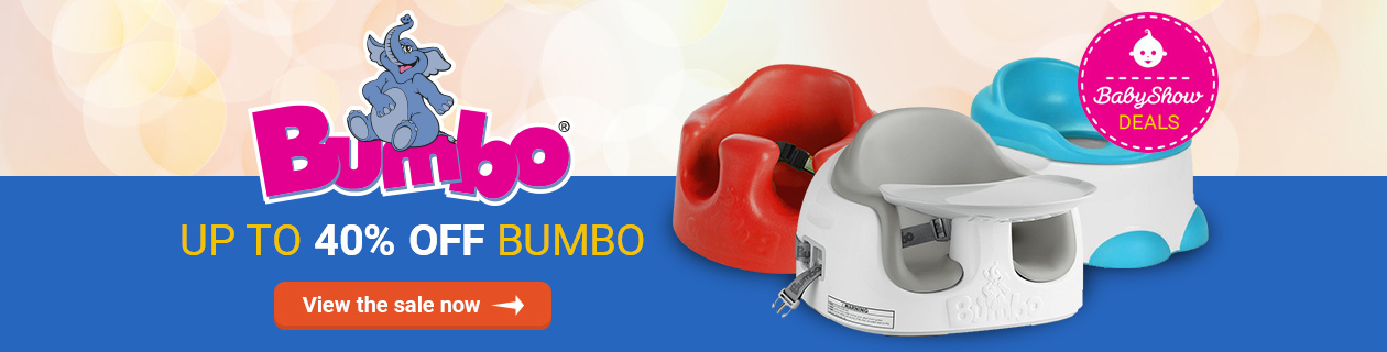 Up to 40% off Bumbo