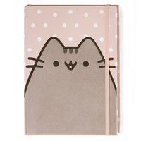 Pusheen the Cat - Polka Dot Journal