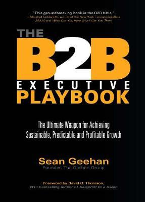 The B2B Executive Playbook by Sean Geehan image