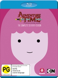 Adventure Time - The Complete Seventh Season on Blu-ray
