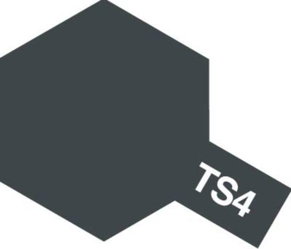 Tamiya TS-4 German Grey - 100ml Spray Can
