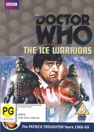 Doctor Who: The Ice Warriors Collection on DVD