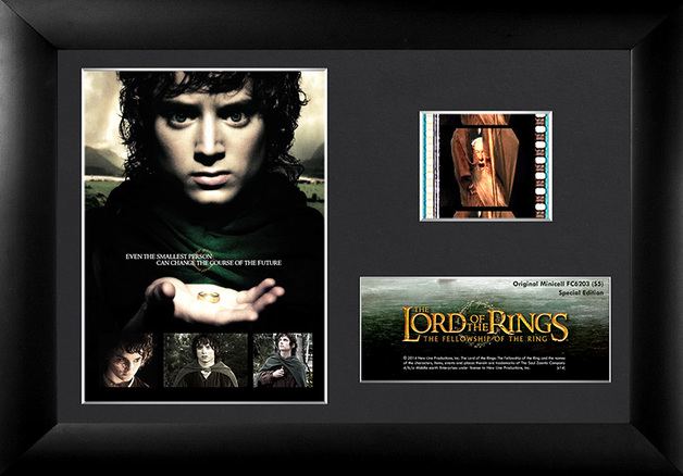 FilmCells: Mini-Cell Frame - Lord of the Rings (Poster)