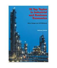 10 Top Topics in Industrial and Business Economics by Allan Hodge image