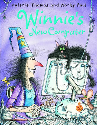 Winnie's New Computer by Valerie Thomas image