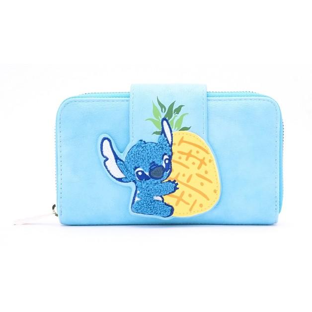 Loungefly: Lilo & Stitch - Stich & Pineapple Wallet