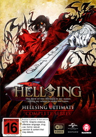 Hellsing Ultimate Complete Collection (Limited Edition) on DVD