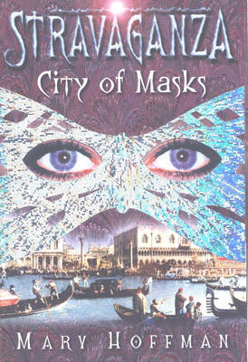 City of Masks by Mary Hoffman image