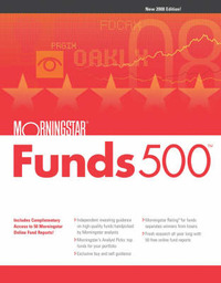 Morningstar Funds 500: 2008 by Morningstar Inc. image