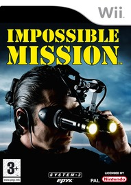Impossible Mission for Nintendo Wii image