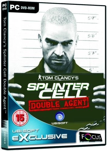 Tom Clancy's Splinter Cell: Double Agent for PC Games