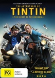 The Adventures of Tintin: Secret of the Unicorn on DVD