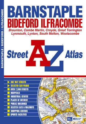 Barnstaple Street Atlas image