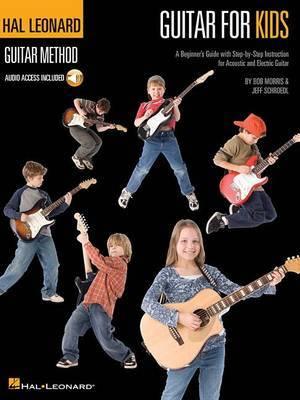 Hal Leonard Guitar Method by Bob Morris