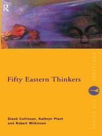 Fifty Eastern Thinkers by Diane Collinson image