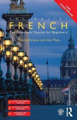 Colloquial French CD by Valerie Demouy