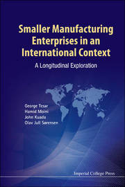 Smaller Manufacturing Enterprises In An International Context: A Longitudinal Exploration by George Tesar image